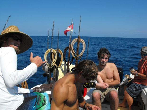 dirty diving crew
