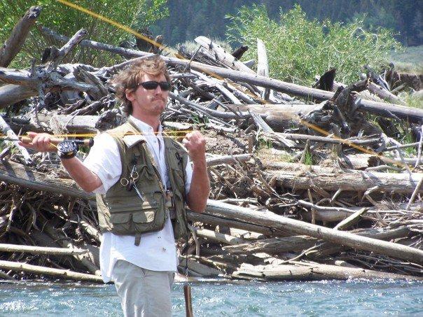 fly fishing yellowstone