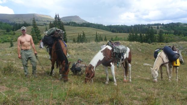 clampetts go elk hunting