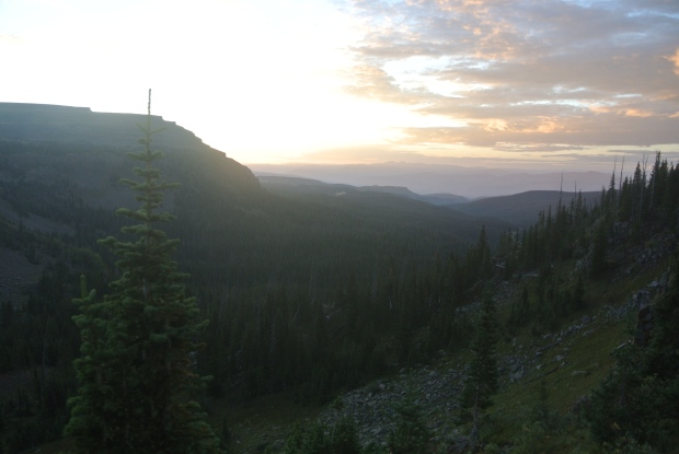 Middle Derby Valley Sunrise